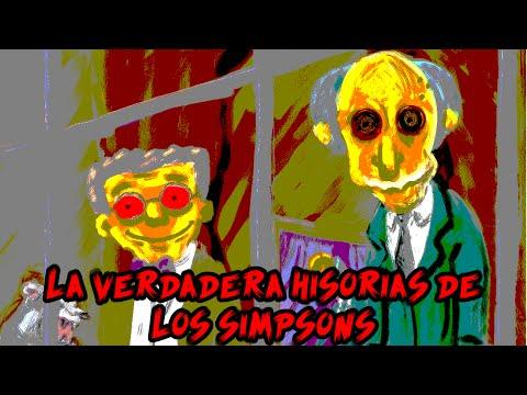 La Verdadera Historia De Los Simpsons