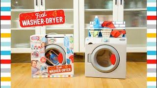 Interaktyvi skalbimo - džiovinimo mašina | Little Tikes 651410E7C