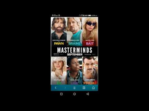 Watch Masterminds 2016 full movie