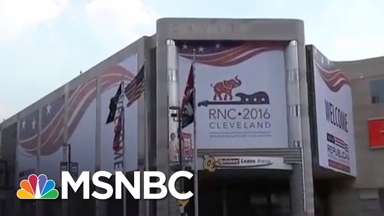 FBI Agent On Republican National Convention Security Preparations | MSNBC thumbnail