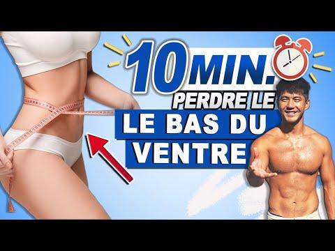 Comment perdre la graisse du ventre rapidement les femmes