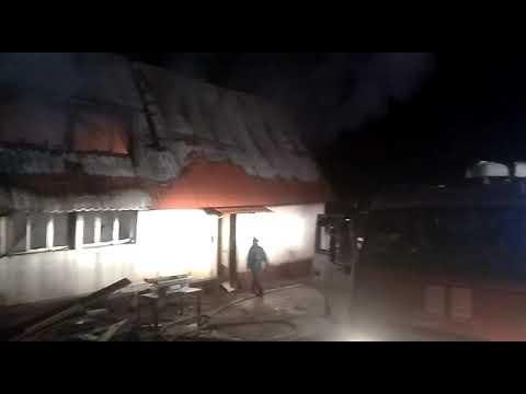 В Крыму загорелся Кизилташский монастырь