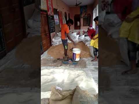 Ration distribution at Fps Rami village luharali, Dadri