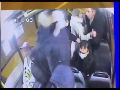 Пассажира маршрутки убили за просьбу надеть маску