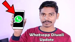 Whatsapp Diwali Update | Live Location Sharing & More....🔥