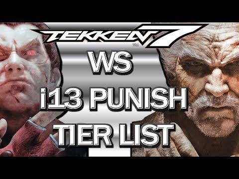 13 Characters in Top 10: Aris' Tekken 7 Tier List - смотреть онлайн