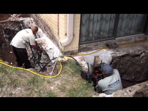 The soil around foundations is like a sponge; expanding when wet and contracting when dry. In Minnesota, many basements are built with block walls, and many of them tend to crack horizontally due to this constant movement of the soil. Complete Basement Systems offers the PowerBrace I-Beam System to securely stabilize block walls and in some cases even counter the effects of the soil movement, restoring the walls to their original position. Foundation settlement problems, also quite prevalent in MN, can be fixed with foundation underpinning. The company offers both helical and push piers which, when driven into the ground to a load bearing strata and anchored to the foundation, will stabilize the structure and in most cases lift it back up. Foundation problems always get worse overtime. Don't let a small foundation crack turn into a structural failure nightmare. Call us or visit our website for a free inspection and estimate.