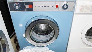 Waschmaschine EB Elektralady S Boilwash 95°C
