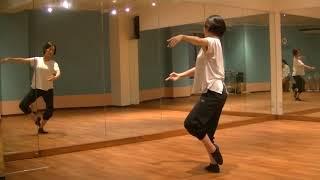 光海先生のダンスレッスン〜試験でよく出る振りと流れのレッスン②〜のサムネイル画像