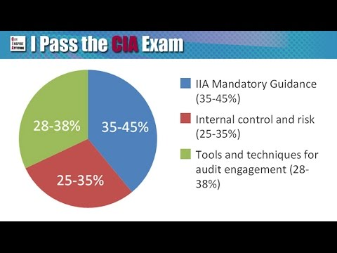 Passing CIA Part 1 Exam: Format, Syllabus and Tips - YouTube