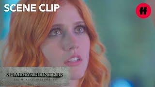 Shadowhunters | Season 1, Episode 10: Alec and Magnus Meet At Party | Freeform