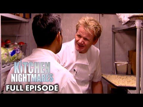 "Gordon BAFFLED By Chefs Explanation For ""Fresh Frozen""   Kitchen Nightmares FULL EPISODE"