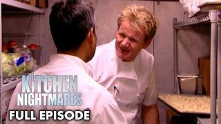 "Gordon BAFFLED By Chefs Explanation For ""Fresh Frozen"" | Kitchen Nightmares FULL EPISODE"