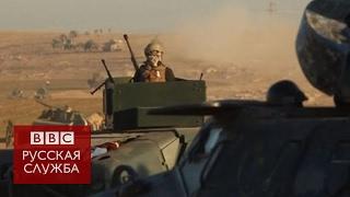 Битва за Мосул: дома-крепости и машины с бомбами