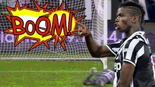 Paul Pogba's best goals for Juventus