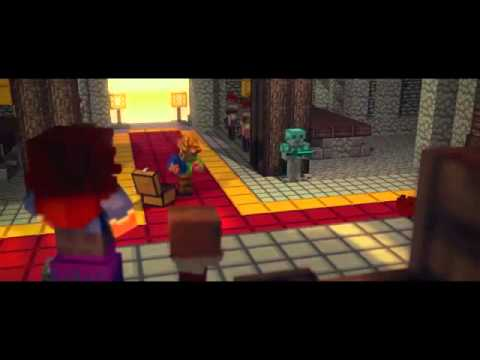 'Fallen Kingdom' - A Minecraft Parody Of Coldplay's Viva La Vida Music Video Mp3