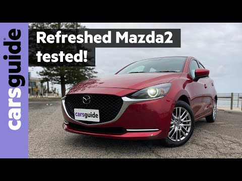 Mazda 2 2020 review: G15 GT hatch