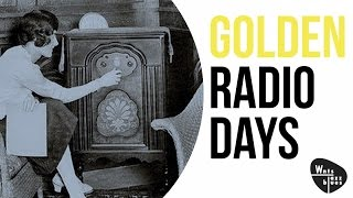 Golden Radio Days - Jazz & Swing from the Golden Age of Radio