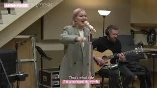 「Vietsub」Birthday - Anne-Marie | Live at the BBC