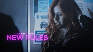 Clary Fray - New Rules
