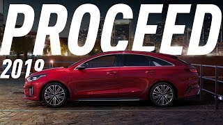 NEW KIA PROCEED 2019 / КИА ПРОСИД 2019