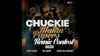 Electro | TheToastMusic - Makin Papers | Remix (Chuckie & DJcity Remix Contest)