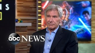 Harrison Ford on Returning as Han Solo