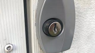 How to Fix a Camper Door Handle
