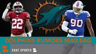 Miami Dolphins Rumors Mailbag: Trade Albert Wilson? Christian Wilkins & Matt Breida 2020 Breakouts