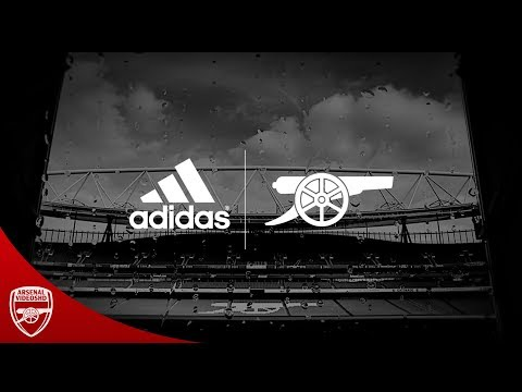 Arsenal x Adidas 2019 - OFFICIAL | The Future is Now.