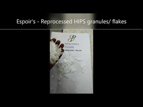 HIPS Granules