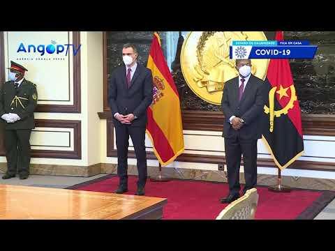 PR encoraja investimento espanhol em Angola