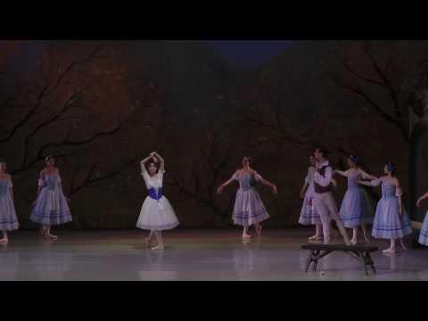 Giselle act 1-Natalia Matsak, А. Адан- Жизель 1 акт(Н. Мацак,Ян Ваня)