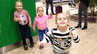 ВЛОГ Летим на море с Мили Ванили и Мими Лисса Новая игрушка Алины  VLOG