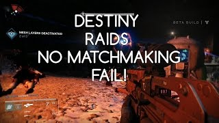 """Destiny 2 doesn't have raid matchmaking because Bungie want a """"welcoming experience"""""""