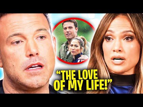 Ben Affleck Finally Reveals Why He Got Back With Jennifer Lopez