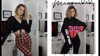 I'M BACK SWEETIES | I SPENT TOO MUCH MONEY ON CLOTHES AGAIN *TRY ON HAUL*