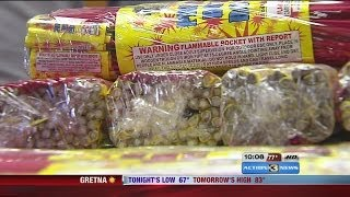 Out of State Fireworks Still Popular For Omahans