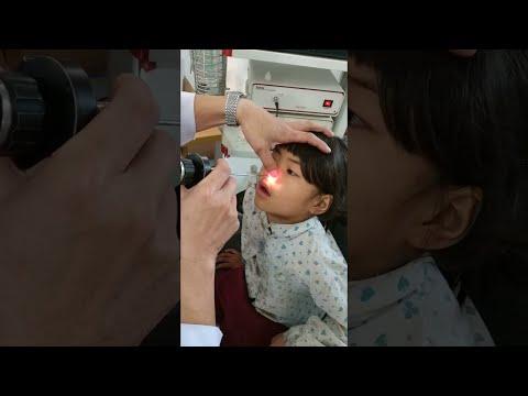 Blutegel in der Nase