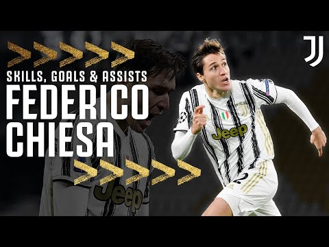 The Best of Federico Chiesa | Skills Goals & Assists! | Juventus