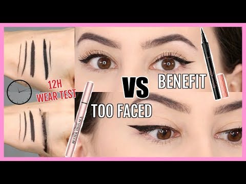 Too Faced Better Than Sex Mascara Demo Amp Review Cosmetic Stream Best Reviews About Cosmetics