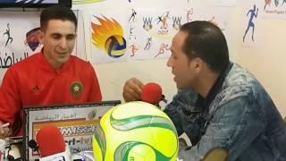 تحميل اغاني خالد باخوش والشنوفي يوضحان مصادر الدعم المخصص للدوريات الرمضانية لكرة القدم بالخميسات MP3