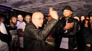Rap Contenders - Edition 2 - Wojtek vs Jazzy Bazz