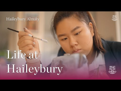 Life at Haileybury Astana