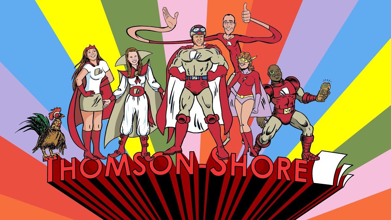Thomson Shore Animated