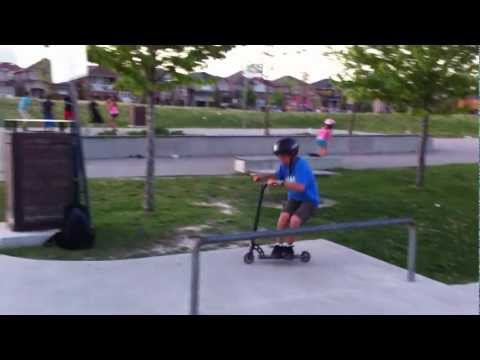 Gabriel e Felipe - Skatepark Aurora