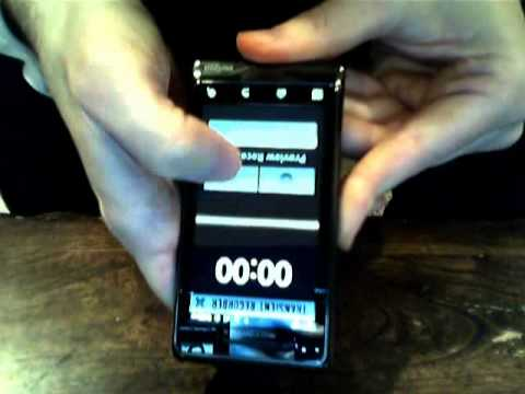 Video of Transient Recorder