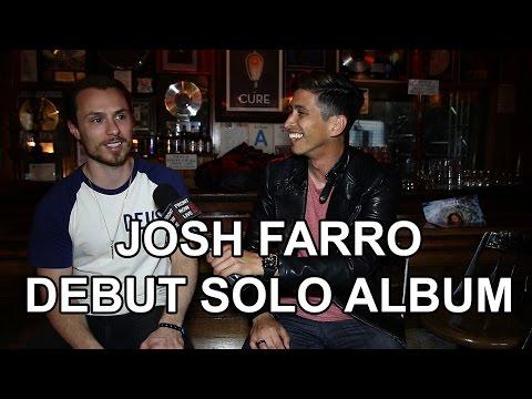"Josh Farro (ex Paramore) Talks Starting Over & Debut Album ""Walkways"" w/ @RobertHerrera3"