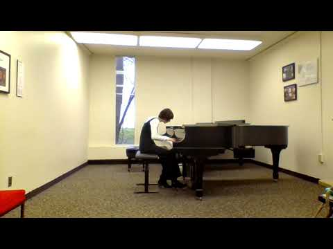 Keyboard Partita No. 2 in C minor BWV 826 V. Rondeaux