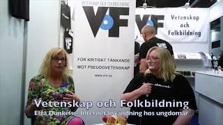 VoF Bokmässan 2018 – Elza Dunkels